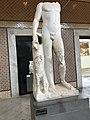 Statue Dionysos, Musée de Bardo, 2017-1.jpg