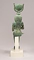 Statuette, Isis, Horus MET 04.2.443 back.jpg
