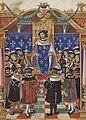 Statuts de l'ordre de Saint-Michel - Meermanno Museum 10C8 f8r (Assemblée des chevaliers).jpg