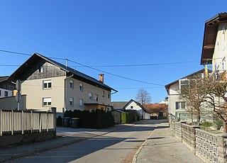 Štepanja Vas Place in Lower Carniola, Slovenia