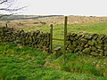 Stile and Stonewall - geograph.org.uk - 381719.jpg