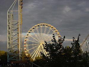 Eureka, Missouri - Six Flags St. Louis in Eureka