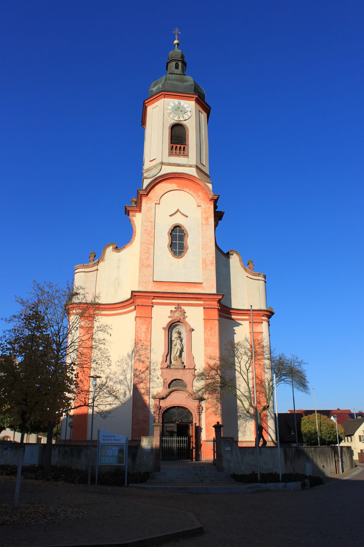 St Martin Riegel Am Kaiserstuhl Wikipedia
