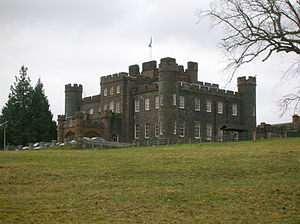 Sir James Montgomery, 2nd Baronet - Stobo Castle, Scottish Borders
