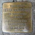 Stolperstein Höxter Marktstraße 27 Berta Kaufmann.jpg