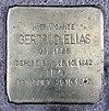 Stolperstein Wichmannstr 10 (Tierg) Gertrud Elias.jpg