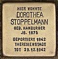 Stolperstein für Dorothea Spielmann (Cottbus).jpg