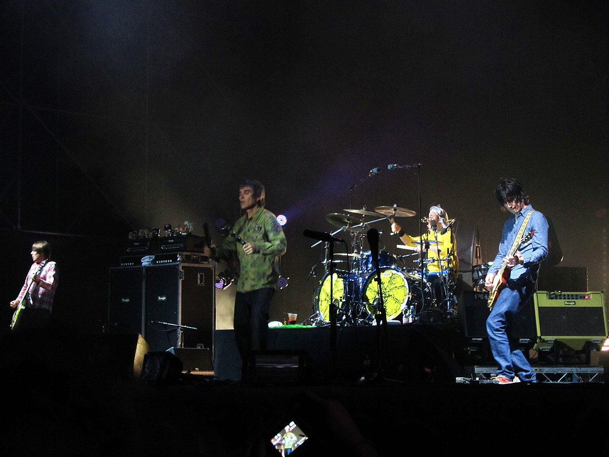 c42282a44f3 The Stone Roses discography - Wikipedia