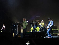 The Stone Roses 2012 in Milan