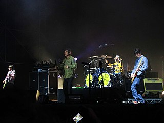 The Stone Roses English rock band