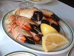 Blue Claw Seafood Market Long Beach Boulevard Surf City Nj