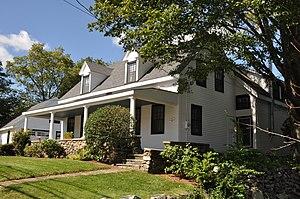House at 391 William Street - Image: Stoneham MA 391William Street