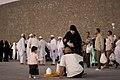 Stoning the devil in Mina - Flickr - Al Jazeera English (2).jpg