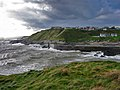 Stormy weather at Collieston - geograph.org.uk - 750424.jpg