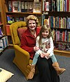 Story time at Great Lakes Books in Big Rapids. (31138333680).jpg