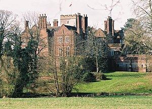 James Foster (ironmaster) - James Foster's home from 1833 was Stourton Castle