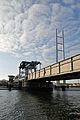 Stralsund, Strelasundquerung, Ziegelgrabenbrücke und Rügenbrücke, 14 (2012-01-26) by Klugschnacker in Wikipedia.jpg