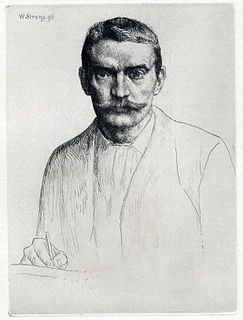 image of William Strang from wikipedia