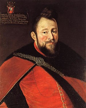 Voivode - Jerzy Ossoliński, Voivode of Sandomierz from 1636 and Great Chancellor of the Crown from 1643, Poland