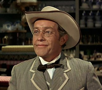 Strother Martin - Martin in McLintock! (1963)