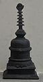 Stupa - Bronze - Circa 7th-12th Century AD - Jhewari - Chittagong - Bronze Gallery - Indian Museum - Kolkata 2012-12-21 2410.JPG