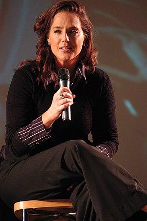 Suanne Braun - Suanne Braun at a Stargate Convention in Cheltenham, England in 2006