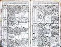 Subačiaus RKB 1827-1830 krikšto metrikų knyga 016.jpg