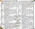 Subačiaus RKB 1832-1838 krikšto metrikų knyga 028.jpg
