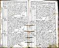 Subačiaus RKB 1832-1838 krikšto metrikų knyga 056.jpg
