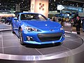 Subaru BRZ at NAIAS 2012 (6672639817).jpg