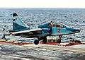 Sukhoi Su-25UTG on board the Admiral Kuznetsov.jpg