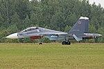 Sukhoi Su-30SM '48 blue' (37414637165).jpg