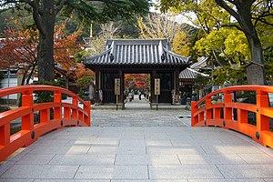 Suma-ku, Kobe - Suma Temple