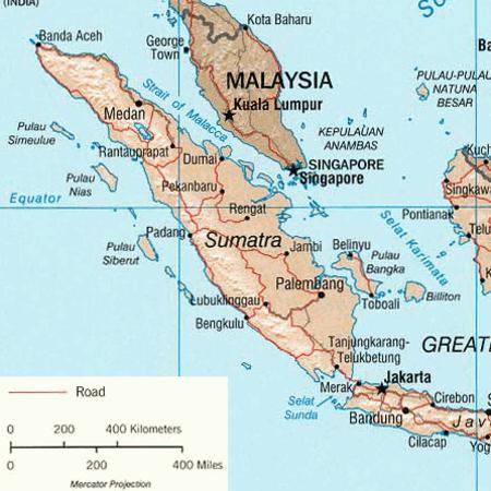 Jalan Raya Lintas Sumatra