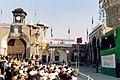 Supreme Leader Ali Khamenei in Shah Abdol Azim Mosque (30).jpg