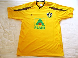 Sutton United F.C. - Home shirt for the 2010–11 season