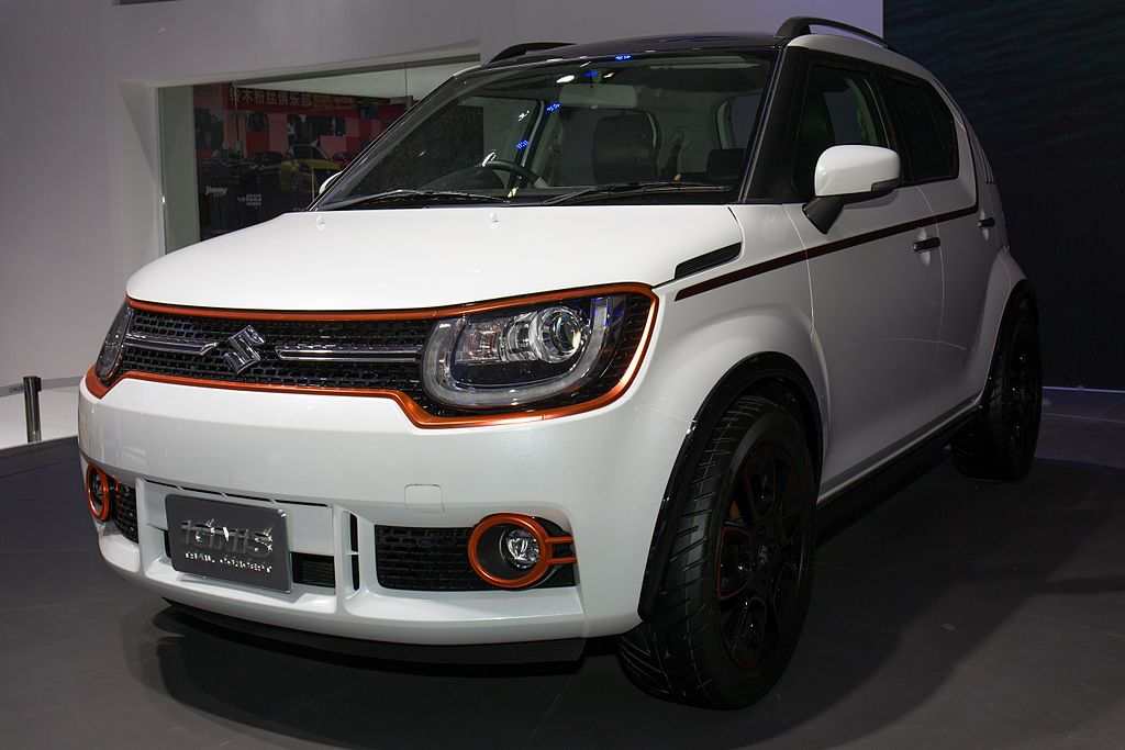 Suzuki Ignis   Glx Vvt Grip Dr X Review