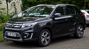 Suzuki vitara wikipdia a enciclopdia livre suzuki vitara 16 comfort iv frontansicht 8 august 2015 dsseldorf fandeluxe Choice Image