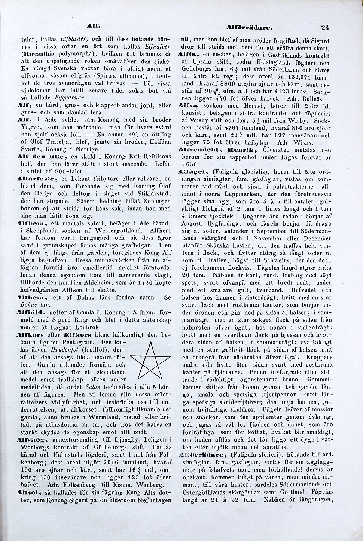 Svenskt konversationslexikon 1845 23