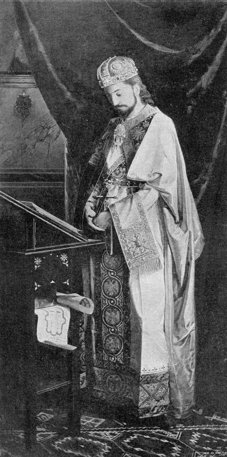 Sveti Uros Car Srpski, Nova iskra (1899)