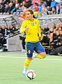 Sweden - Denmark, 8 April 2015 (16467411133).jpg