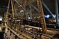 Swedish warship Vasa, sank 1628, Vasamuseet, Stockholm (43) (36266512815).jpg