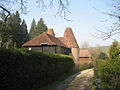 Swiftsden Farm Oast, Ticehurst Road, Hurst Green, East Sussex - geograph.org.uk - 385423.jpg