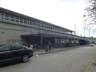 Sydhavn station - Image: Sydhavn Station 02
