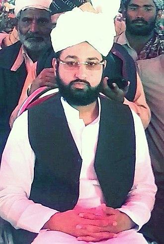 Lakhiwal Sharif - Image: Syed ali shah sultan bilawal hamdani lakhiwal sharif