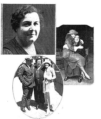 Sylvia Ashton - Sylvia Ashton, at right with Betty Compson and below with Walter Hiers and Leatrice Joy. Motion Picture Magazine, August, 1922