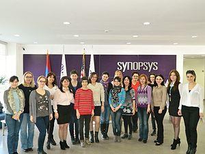 "Synopsys - Celebrating ""Women's Day"" Holiday"