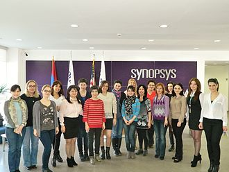 "Synopsys - Celebrating ""Women's Day"" Holiday"