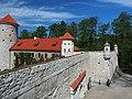 Szlak Orlich Gniazd 0134 - zamek w Pieskowej Skale.jpg
