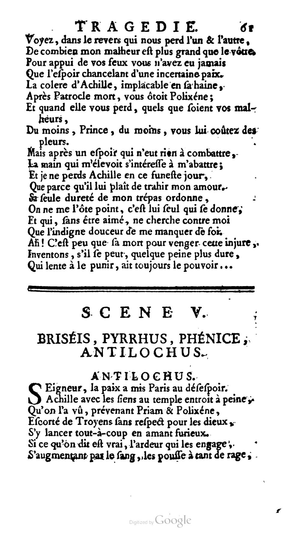 Paget Corneille Poèmes Dramatiques Tome 5 1748djvu73